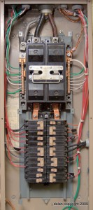 wiring an electrical junction box. Black Bedroom Furniture Sets. Home Design Ideas
