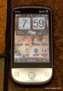 """""""HTC Hero"""""""